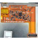 UNVC73-Rev01 Модуль (дисплей + тачскрин) черный