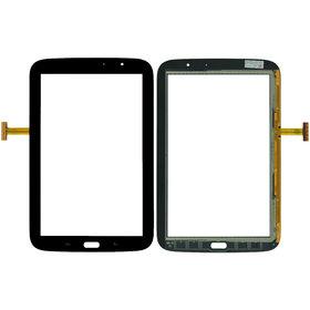 Тачскрин черный (Без отверстия под динамик) Samsung Galaxy Note 8.0 N5110 (Wifi)
