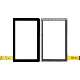 """Тачскрин 7.0"""" 30 pin (105 х173mm) черный (Проверен!) Tablet Pad (WITCOOL X5)"""