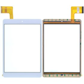 "FPCA-7903-V01 Тачскрин 7.9"" 45 pin (132х197mm) белый"