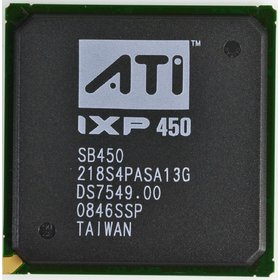 218S4PASA13G (IXP450, SB450) южный мост AMD