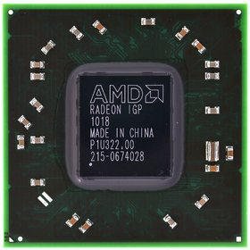 215-0674028 видеочип AMD