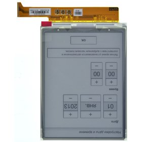 Экран для электронной книги Gmini MagicBook R6HD