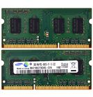 Оперативная память для ноутбука / DDR3 / 2Gb / 8500S / 1066 Mhz
