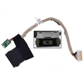 Разъем питания на шлейфе Lenovo ThinkPad X1 Carbon (Type 20A7, 20A8)