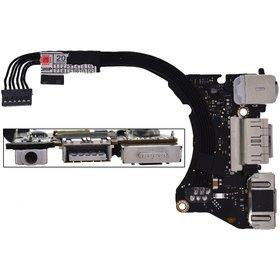 "Разъем питания на шлейфе MacBook Air 11"" A1465 (EMC 2631) MD711xx/A (MacBookAir6,1) Mid-2013"