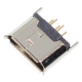 Разъем micro USB - U028