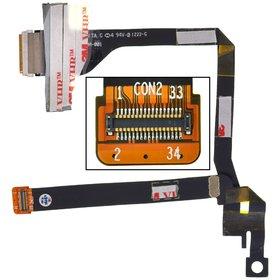 Шлейф матрицы Acer Aspire S3-371 / (Тип коннектора №2)