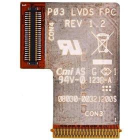 P03 LVDS FPC REV. 1.2 Шлейф матрицы планшета