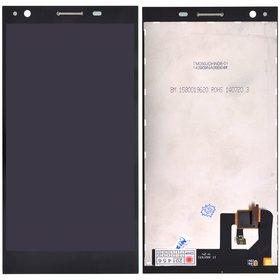 Дисплей ZTE Geek 2 LTE S2003 + тачскрин черный