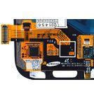 Тачскрин с дисплеем белый Samsung Galaxy S3 Duos GT-I9300I