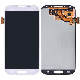 Тачскрин с дисплеем белый Samsung Galaxy S4 GT-I9505