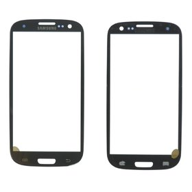 Стекло Samsung Galaxy S III (S3) GT-I9300 серый