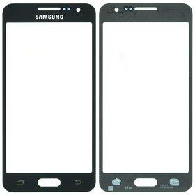 Стекло черный Samsung Galaxy A3 SM-A300YZ