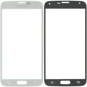 Стекло белый Samsung Galaxy S5 LTE-A SM-G901F