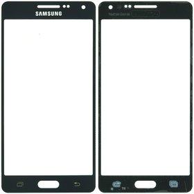 Стекло черный Samsung Galaxy A5 SM-A500F Single Sim