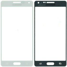 Стекло белый Samsung Galaxy A5 SM-A500H