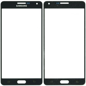 Стекло черный Samsung Galaxy A7 SM-A700F Single Sim