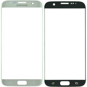 Стекло Samsung Galaxy S7 edge (SM-G935FD) серебристый