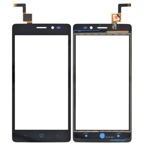 Тачскрин черный МТС Smart Run 4G