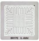 Трафарет для пайки BGA чипов DH82HM86 PCH (SR17E) / 0.4mm