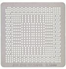Трафарет для пайки BGA чипов 216-0728018 / 0.5mm