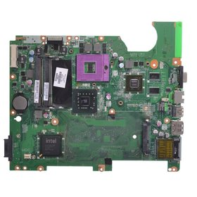 Материнская плата HP Compaq Presario CQ61-110EB