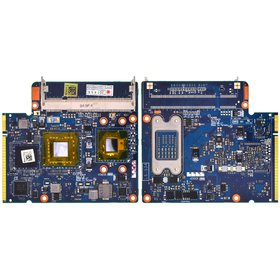 Материнская плата Dell Latitude X200 (PP03S)