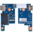 Плата Card reader Acer Aspire ES1-512 (M52394) / 448.03704.0011
