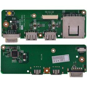 Плата USB DNS Ultrabook (0147453) / X300_USB_PCB