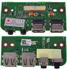Плата USB Asus N53SM / N53SV IO BOARD REV. 2.2