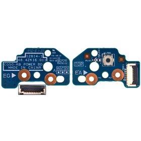 Плата кнопки включения Acer Aspire E1-522 (MS2372) / 48.4ZK16.011