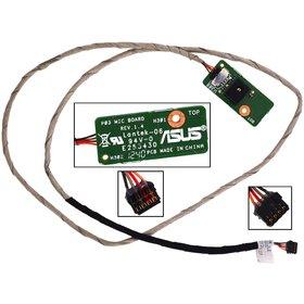 Плата микрофона Asus Padfone 2 station (A68) (P03) (Станция) / P03 MIC BOARD REV. 1.4