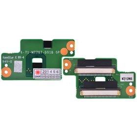 6-71-M7707-D01B Плата подключения клавиатуры