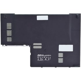 Крышка RAM и HDD ноутбука черный Asus K50IN