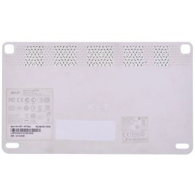 EAZE6005020 Крышка RAM и HDD ноутбука белый