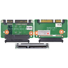 Разъем HDD на плате DNS Home (0118738)