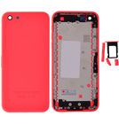 Задняя крышка - корпус Apple Iphone 5C / розовый